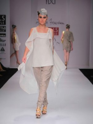 SS Wills Lifestyle India Fashion Week